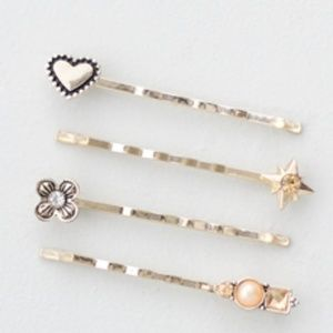 Bobby Pins Set of 4 Hope Collection Lilla Rose NEW